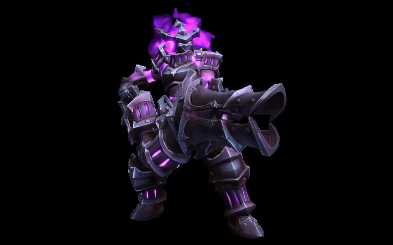 Zarya Infernal Knight Skin heroes of the storm patch notes event update ptr, skins, brightwing, kerrigan, rework, event, garden, of, terror