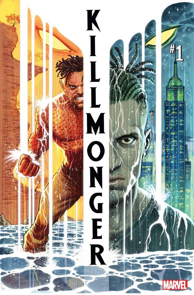 killmonger series marvel Bryan Edward Hill  Juan Ferreyra