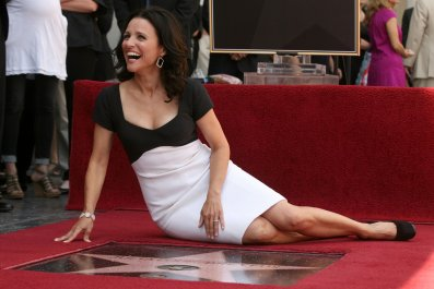 julia louis dreyfus, brett kavanaugh accuser