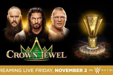 wwe crown jewel poster