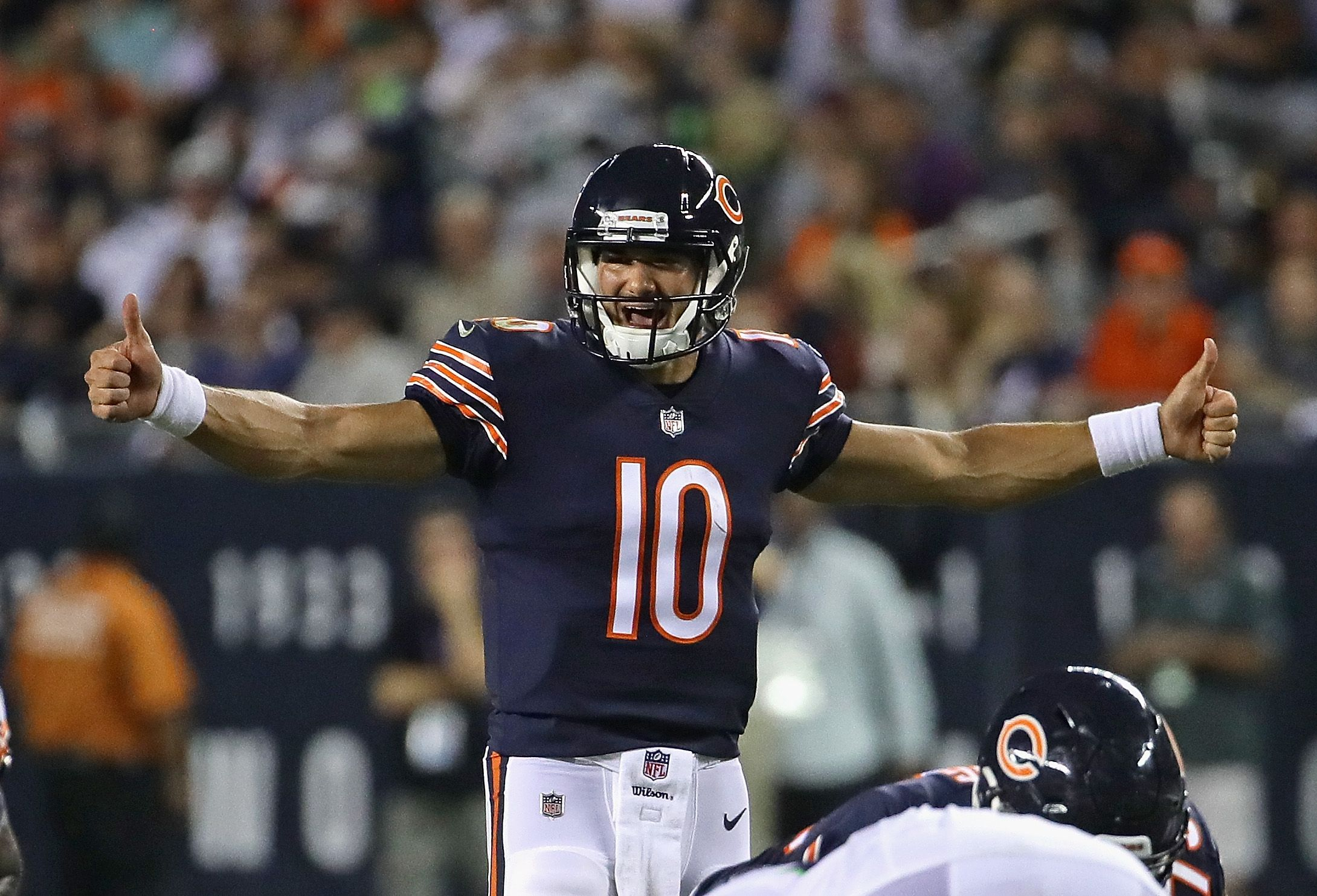 seattle seahawks vs chicago bears 2018 score live updates how to