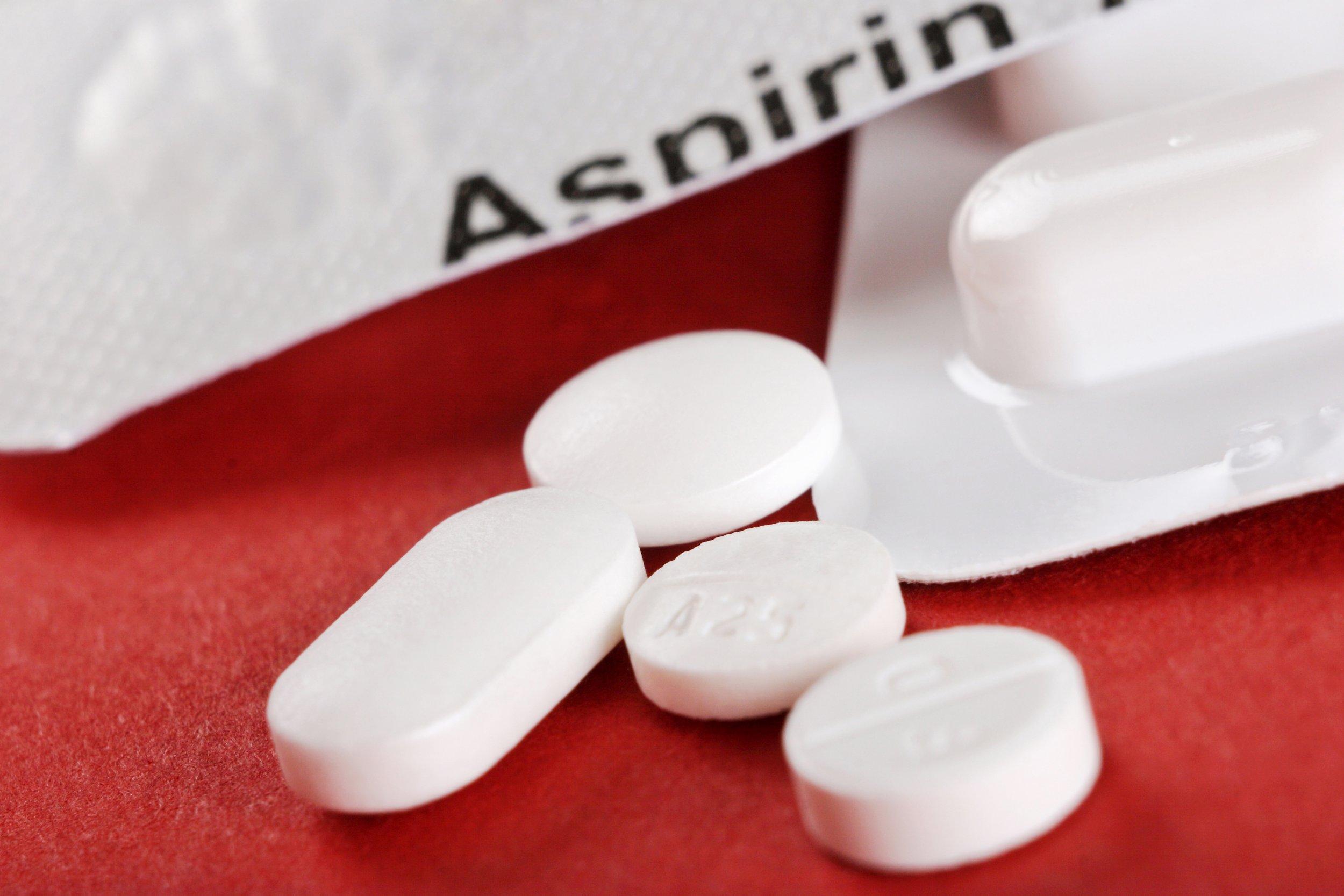 aspirin-stock