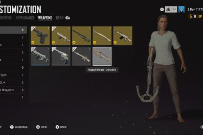 PUBG Xbox Update Skin Conversion