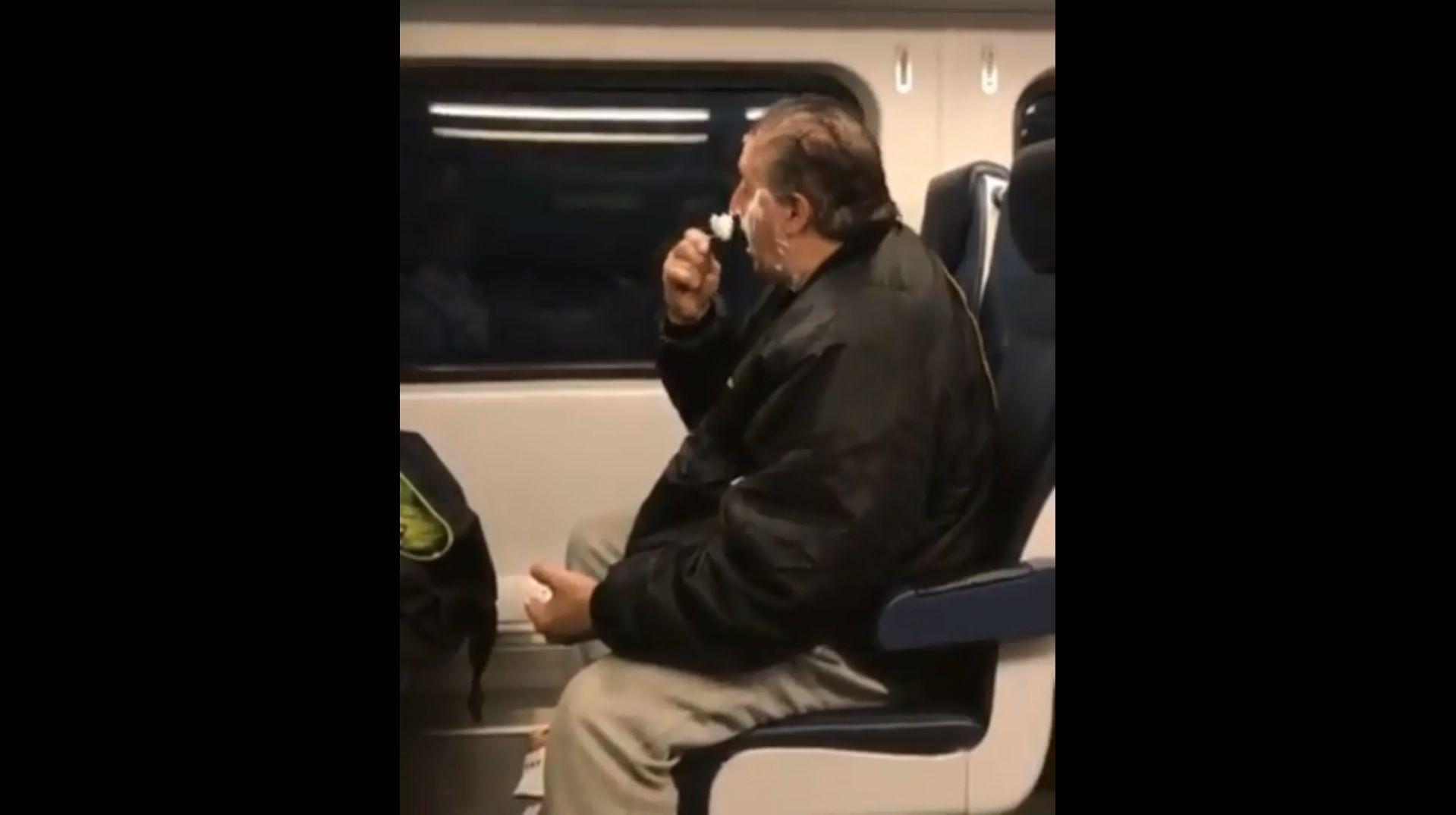 shaving train