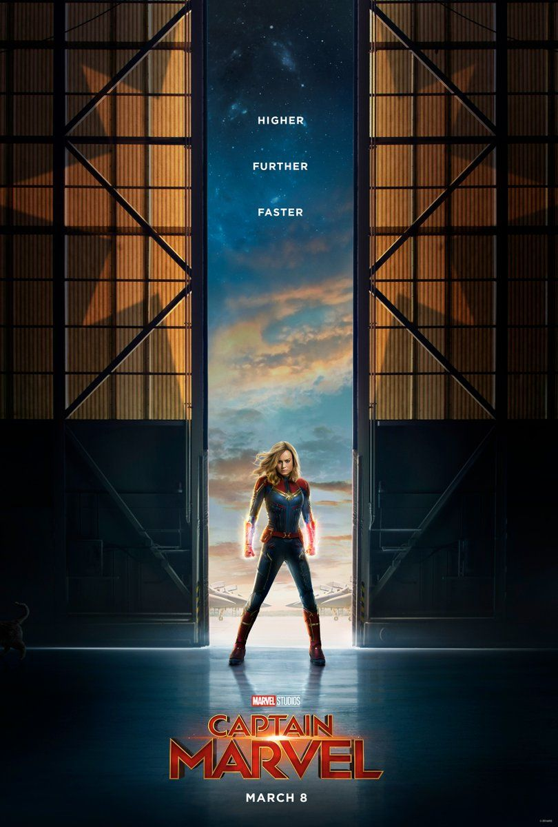 new captain marvel trailer explained poster