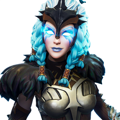 valkyrie outfit looking fierce fnbr co - ice queen fortnite styles