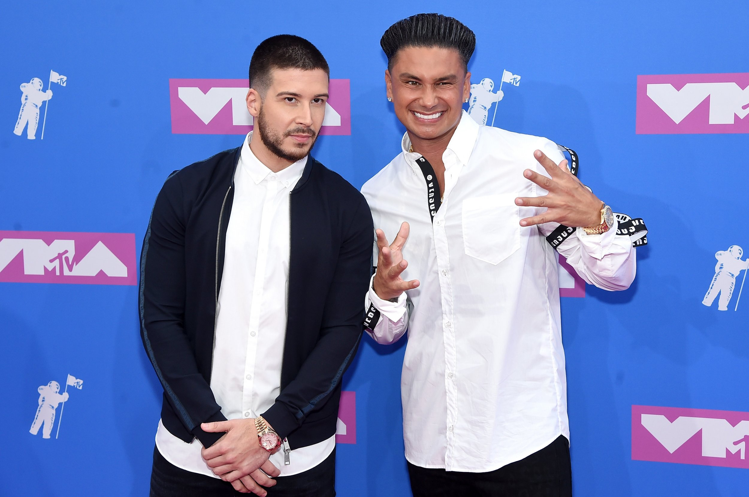 Pauly D Suggests Pal Vinny Hooked Up with Angelina
