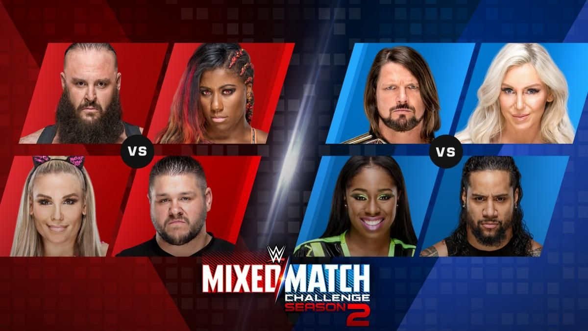 wwe mixed match challenge season 2 episode 1