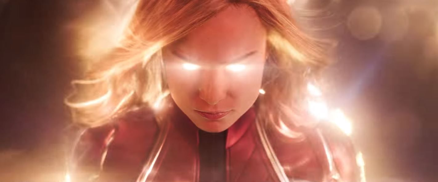 captain marvel binary form trailer powers x men how strong powerful
