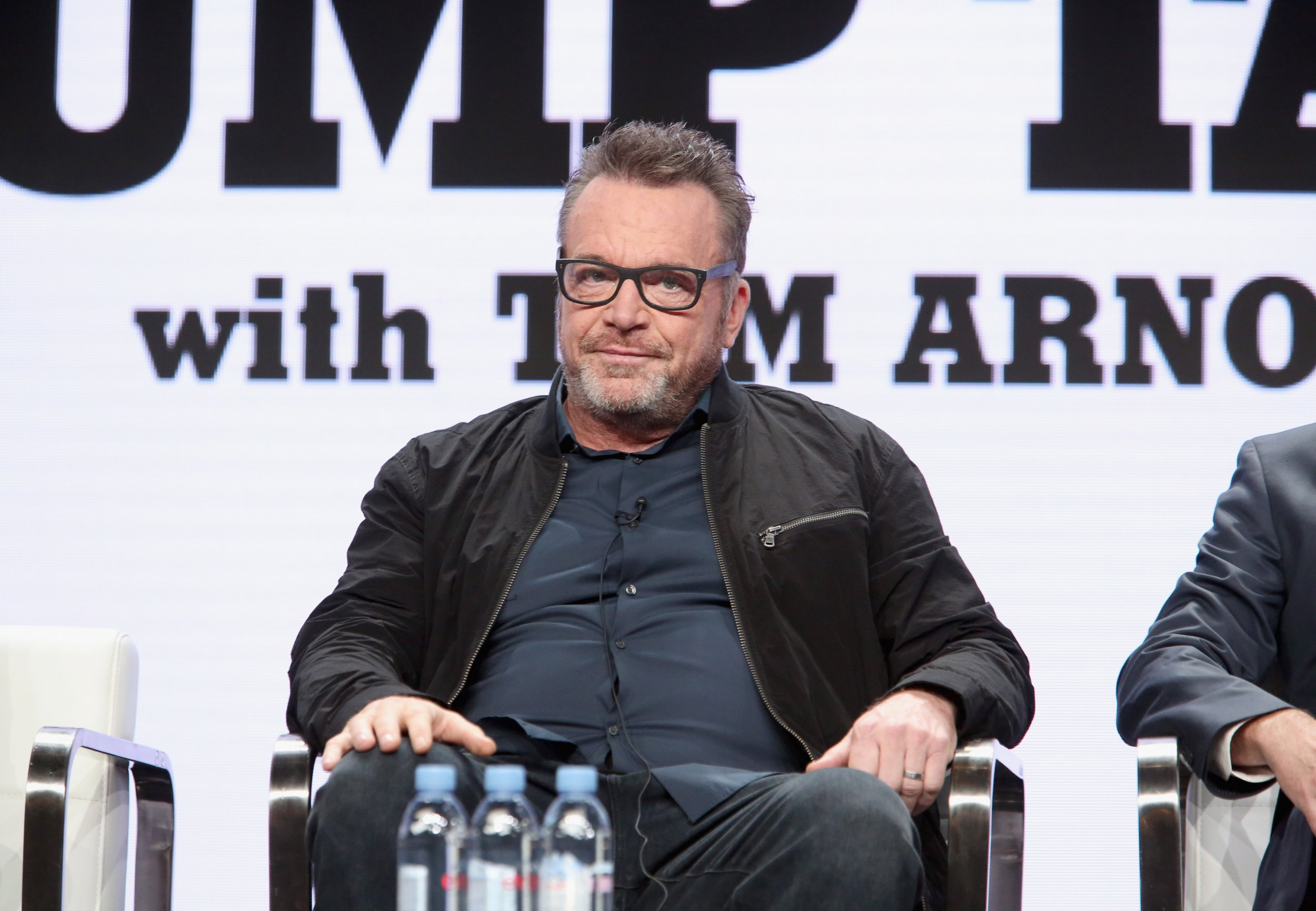 Tom Arnold's Since-Deleted Tweet Suggested Police Were Looking for Mark Burnett