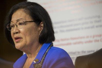 Democratic Senator on Kavanaugh Allegations: Men, Shut Up and Step Up