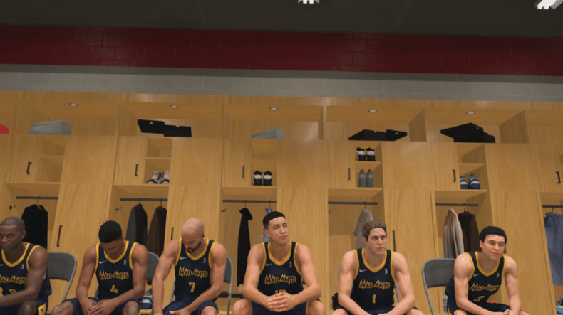 NBA 2K19 mad ants review