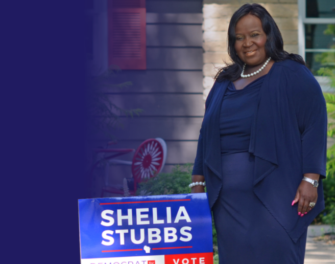 Shelia Stubbs for State Assembly
