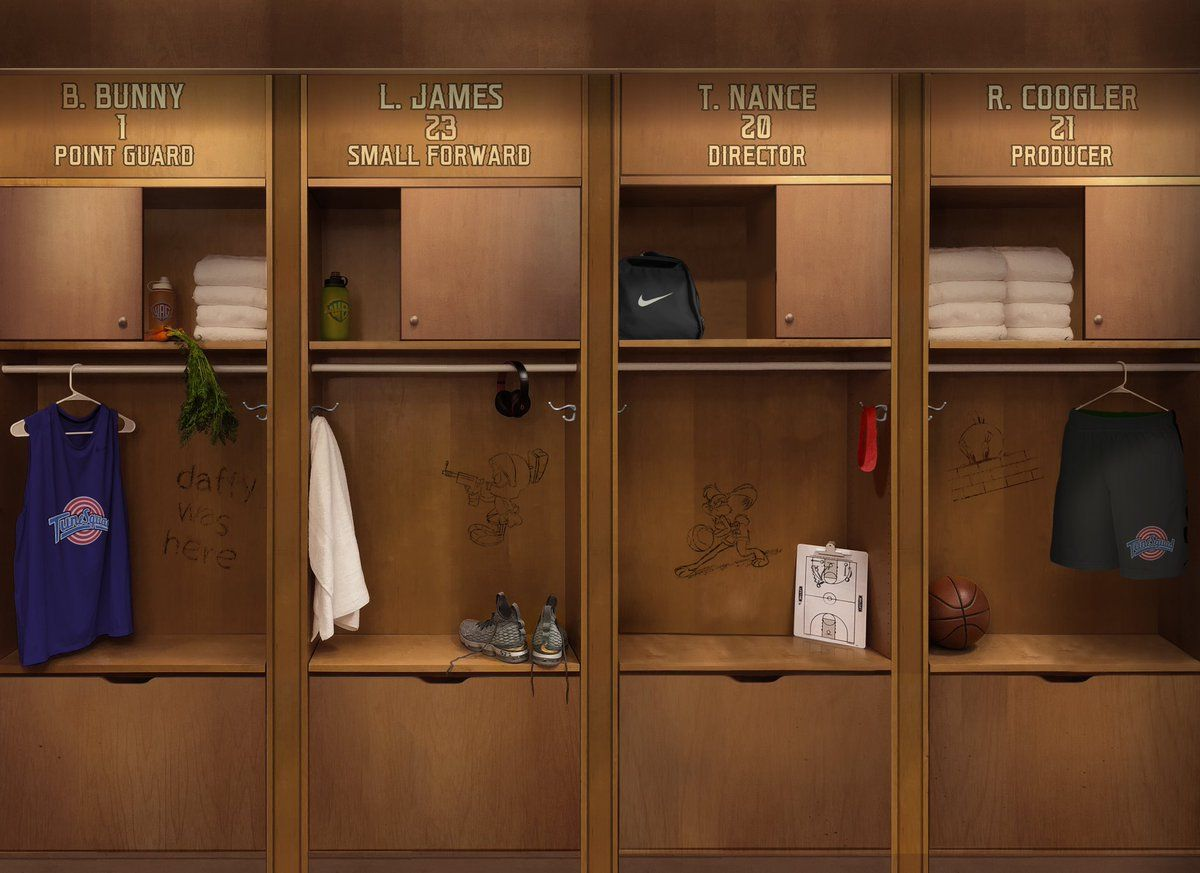 space jam 2 photo ryan coogler lebron james