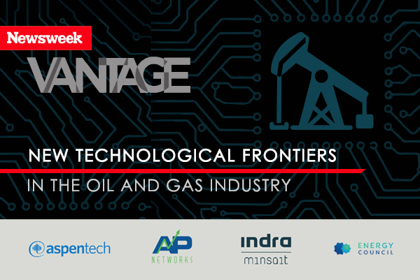 New Technological Frontiers in the Oil & Gas Industry