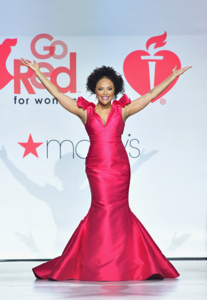 Lynn Whitfield Dishes on 'Nappliy Ever After'