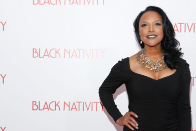 Lynn Whitfield Dishes on Netflix's New Movie 'Nappily Ever After'