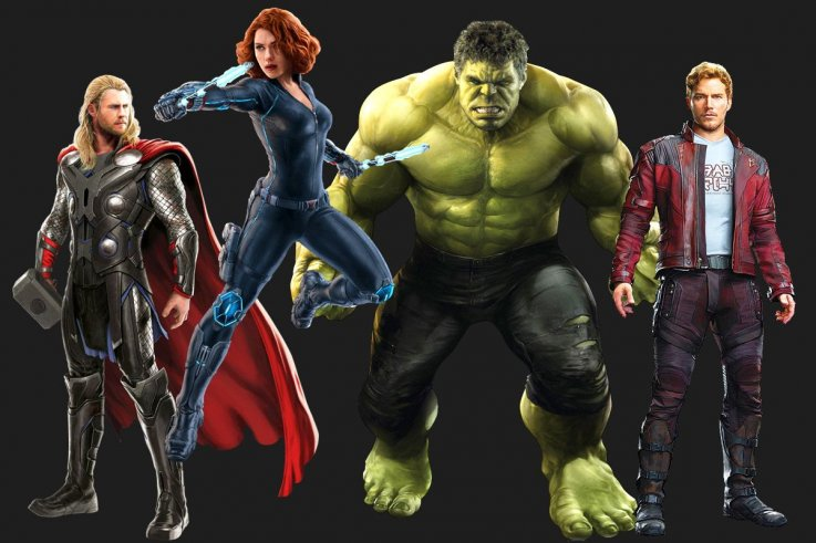 All the Marvel Cinematic Universe Movies Ranked from Worst