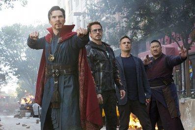 29 Avengers- Infinity War