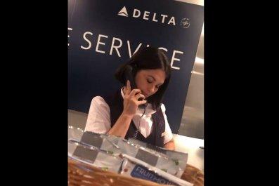 Baggage Claim Becky