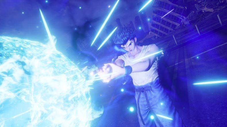 yusuke jump force