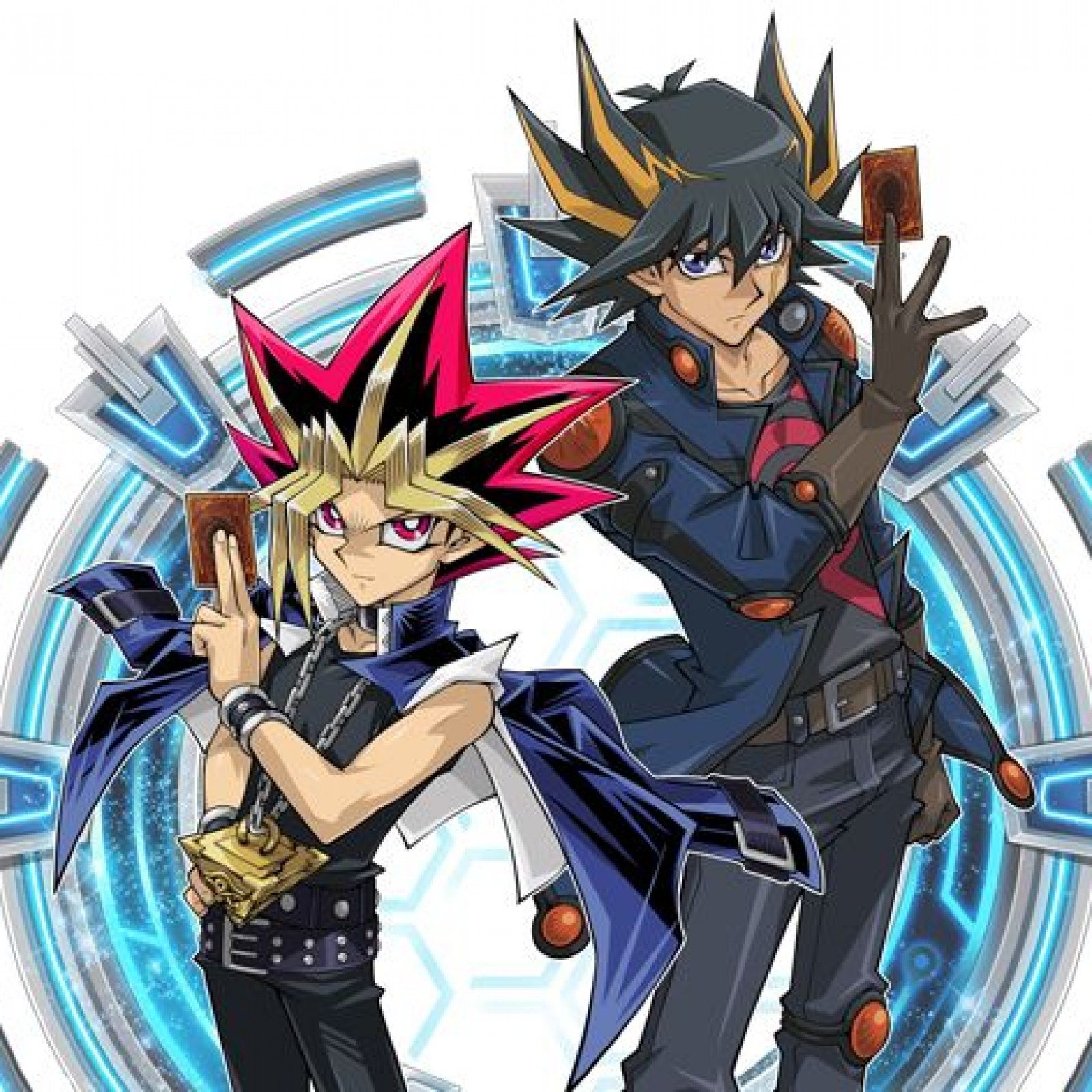 Yu-Gi-Oh! Duel Links' 5D's World Gets September Release Date