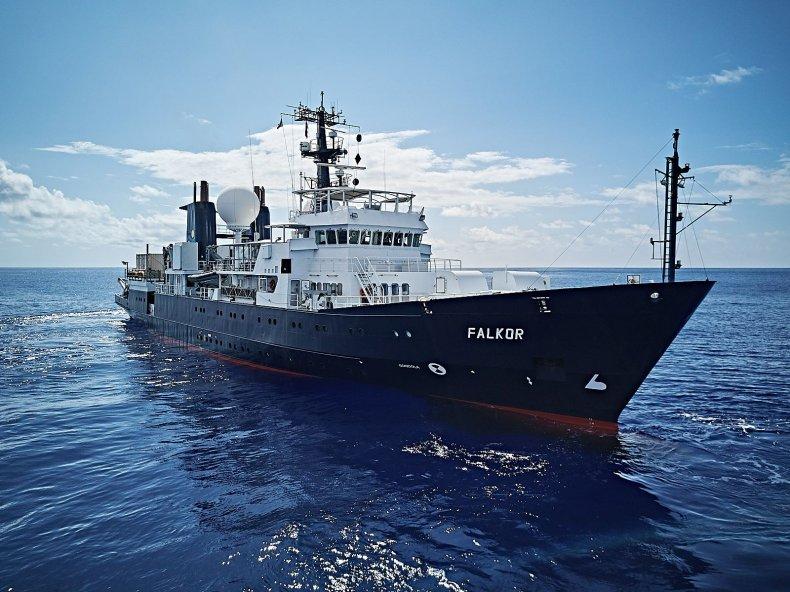 R%2FV Falkor - Schmidt Ocean Institute