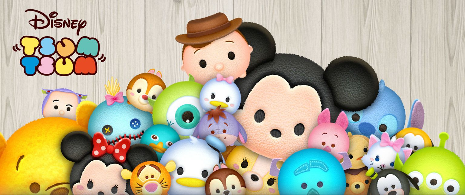 The October \'Tsum Tsum\' Event will feature new characters from ...