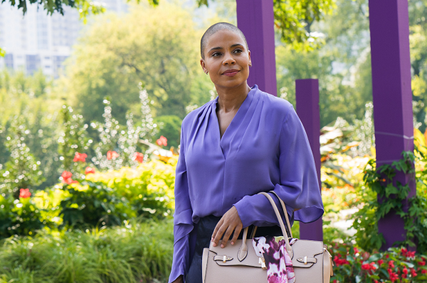 Sanaa Lathan on Netflix's 'Love Letter to Women,' 'Nappily Ever After'