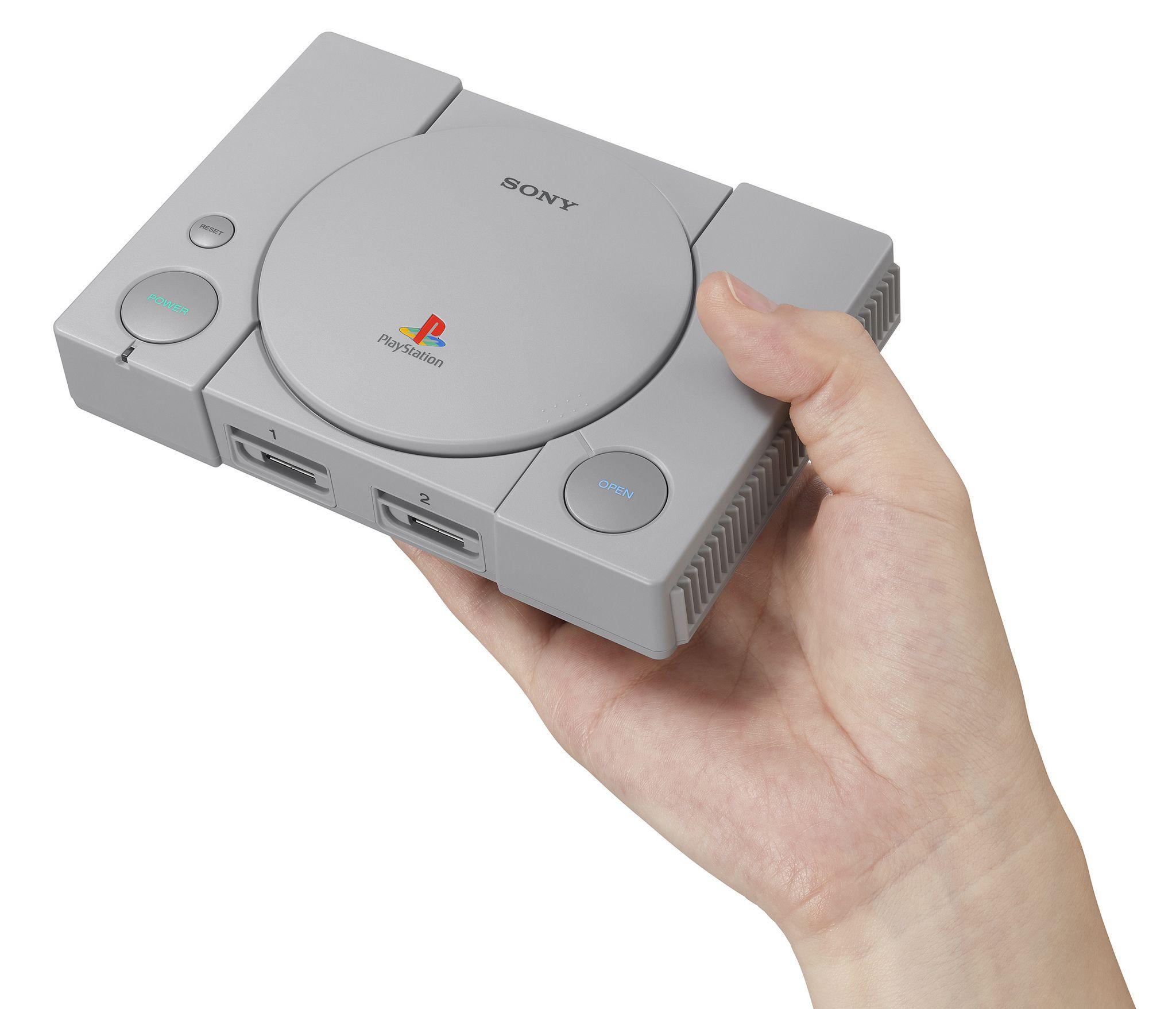 PlayStation Classic Design