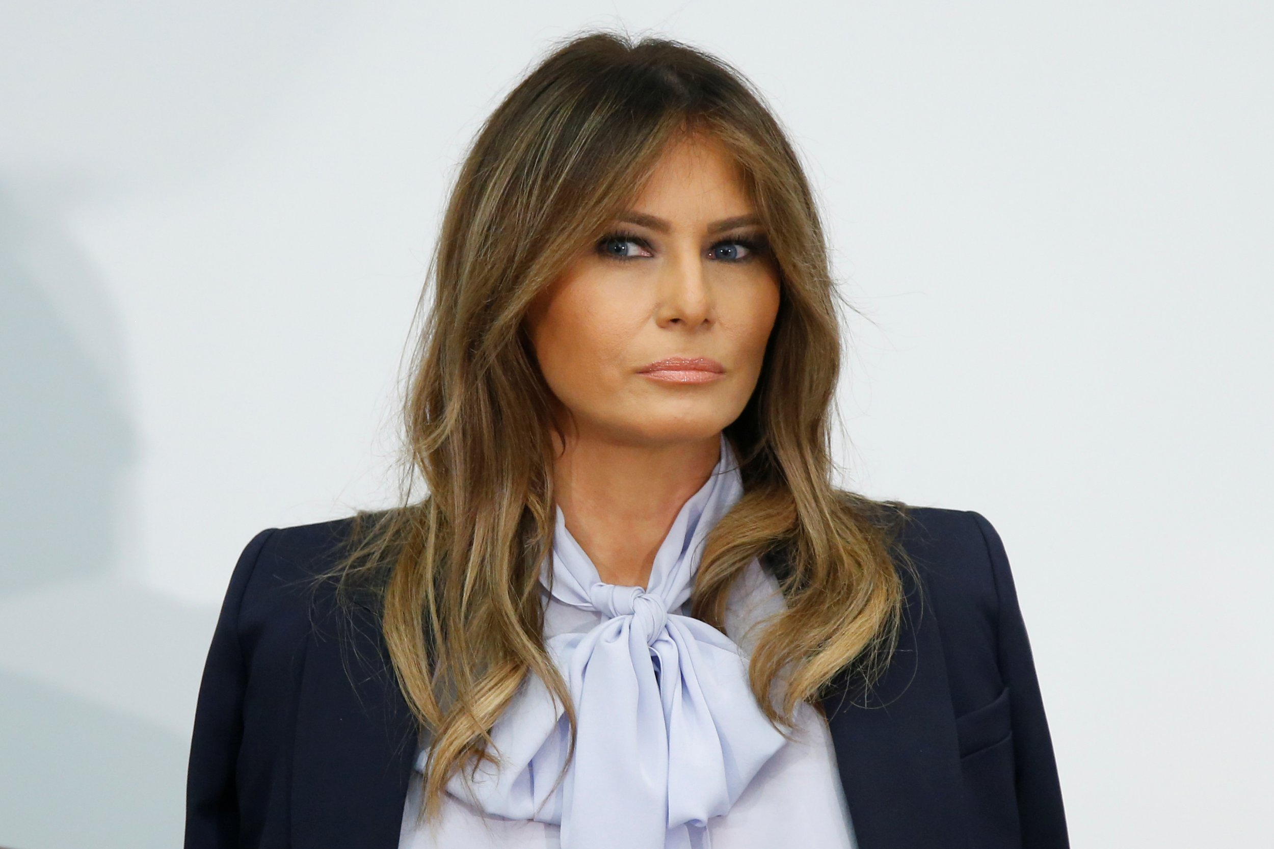 Melania Trump, spokeswoman, Hatch Act, Stephanie Grisham