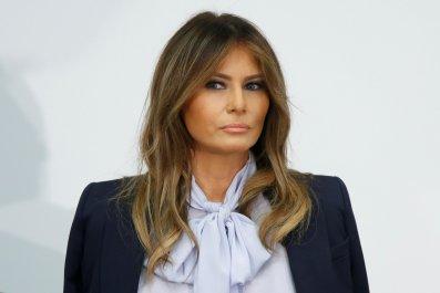 Melania Trump, spokeswoman, Hatch Act, Stephanie Grisham