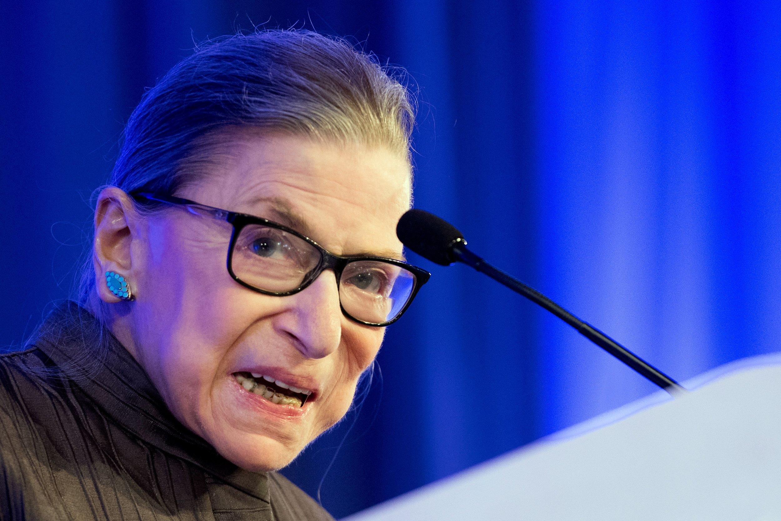 South Carolina GOP Congressman Joke: Ruth Bader Ginsburg ...