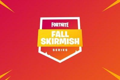 Fortnite Fall Skirmish logo