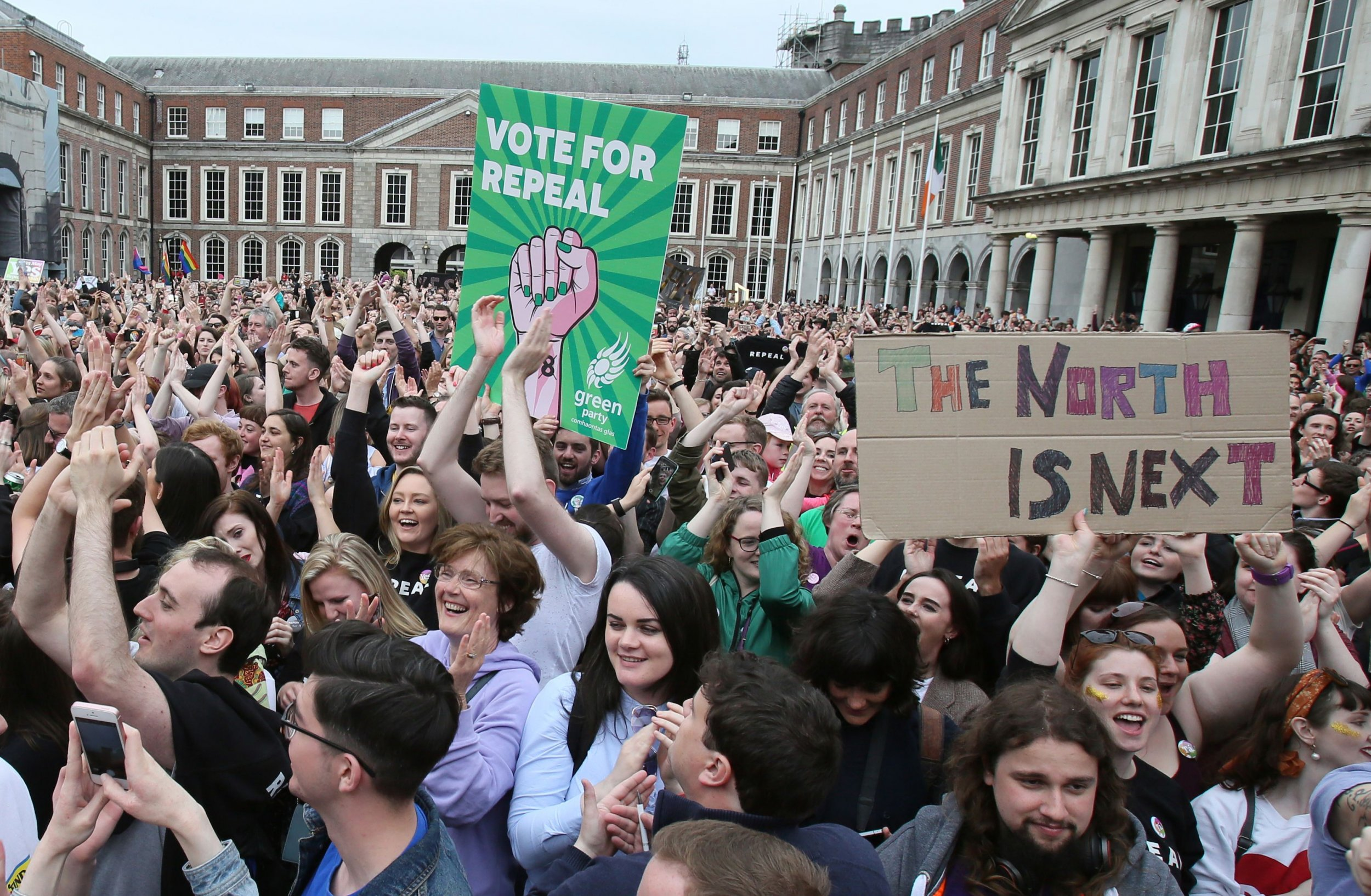 Abortions in Ireland Will Be Free for All Women, Just Months After Legalization Vote