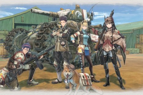 valkyria chronicles 4 interview