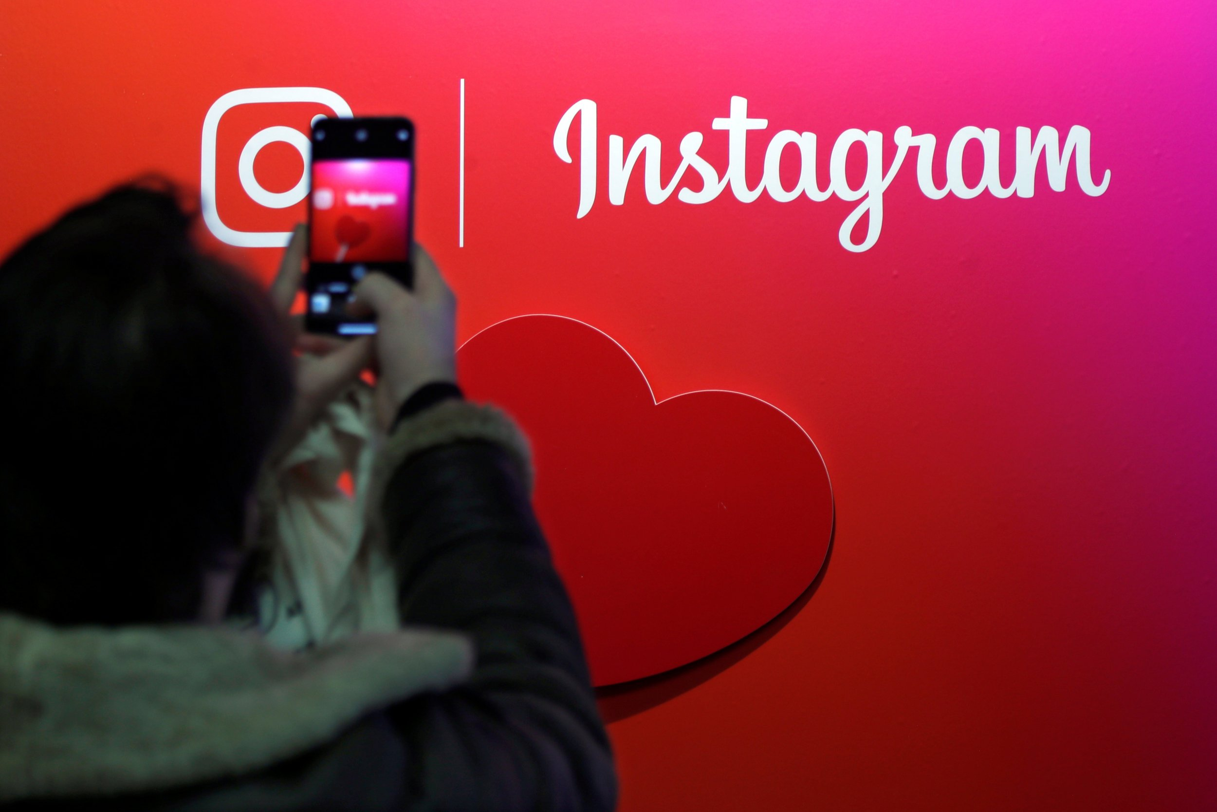 Instagram's IGTV app was caught suggesting
