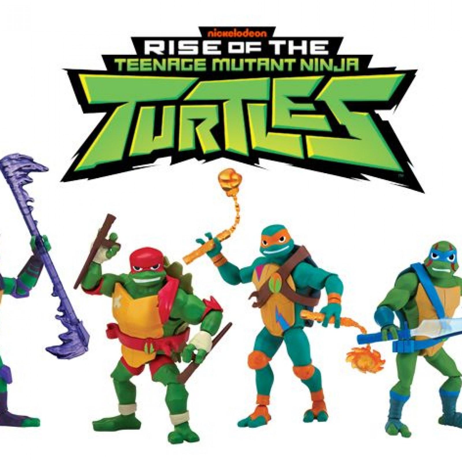 the Teenage Mutant Ninja Turtles Toys ...