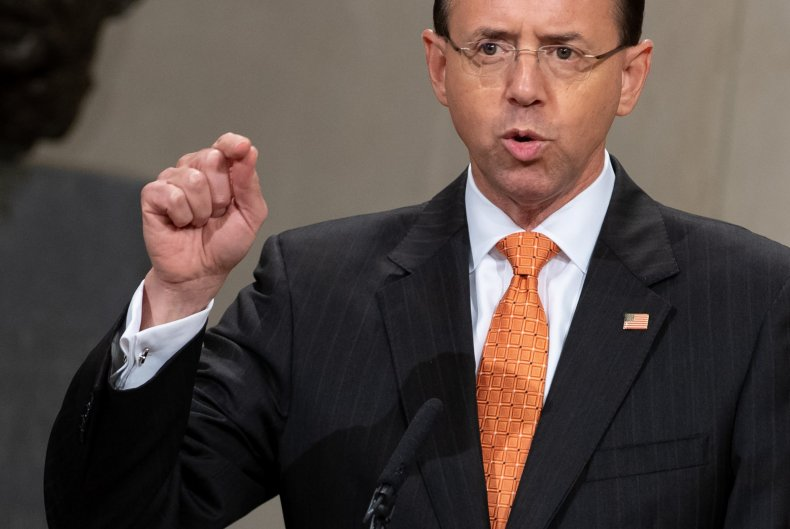rosenstein wearing wire prove trump unfit amendment