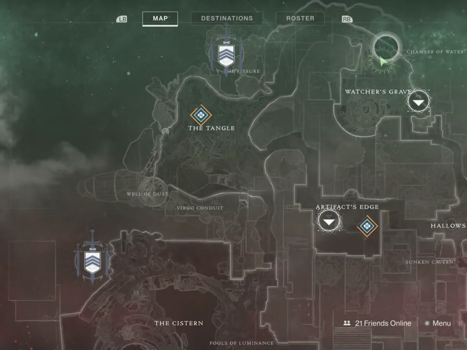 Destiny 2' Xur Inventory & Location for Sept  21 - Crimson Hand