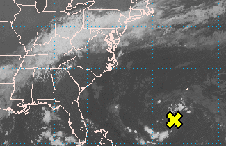 Hurricane Florence remnant