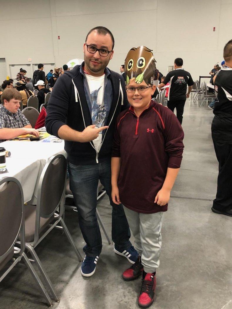 mason wins yugioh ycs 200