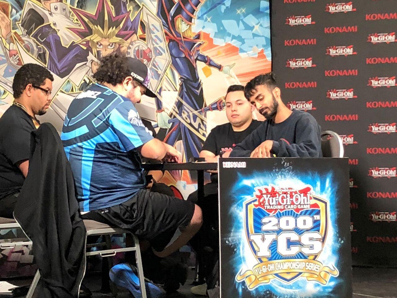 yugioh ycs 200 final duel 1