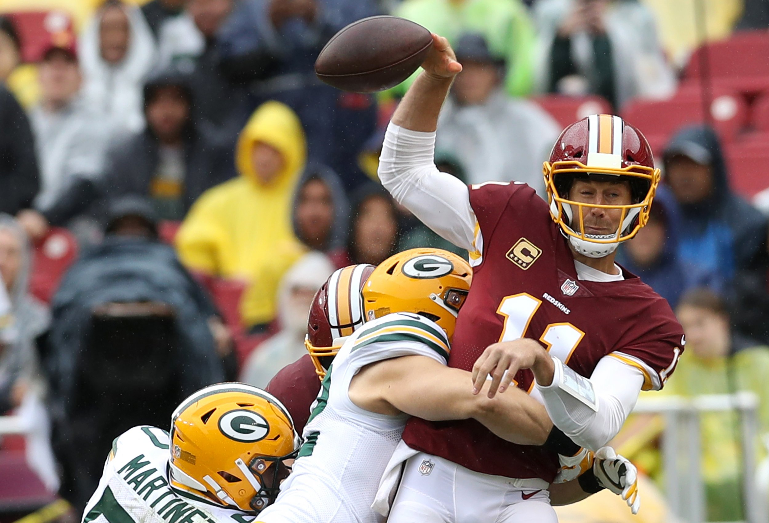 premium selection e5753 d081b What's a Sack? Clay Matthews Accuses NFL of 'Going Soft ...