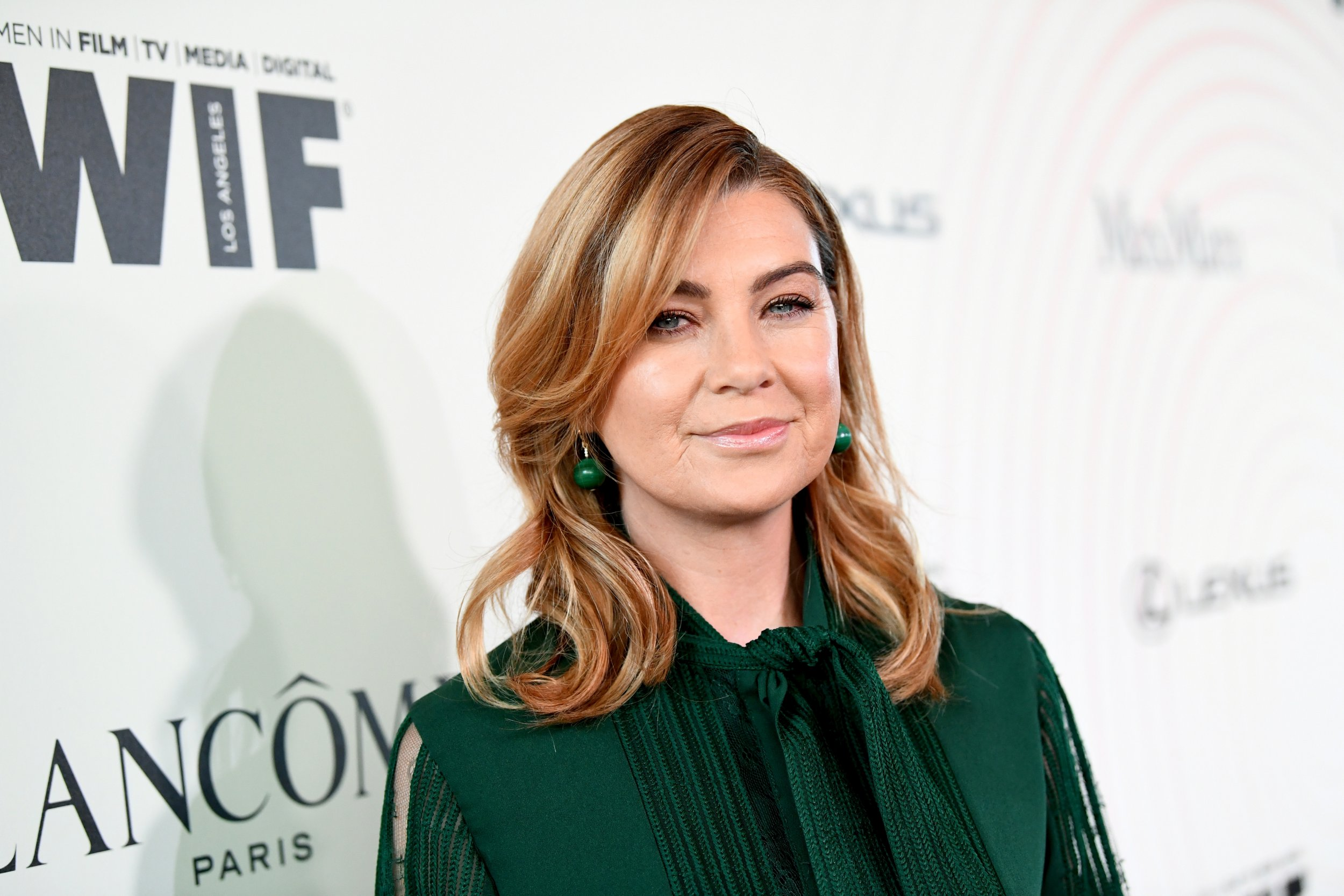 Ellen Pompeo Hinted at 'Grey's Anatomy' Exit