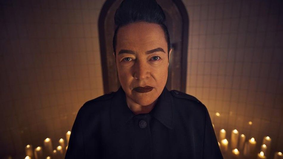 Kathy Bates Ms Mead American Horror Story