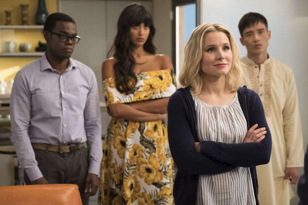 Where 'The Good Place' Left Off Before Season 3