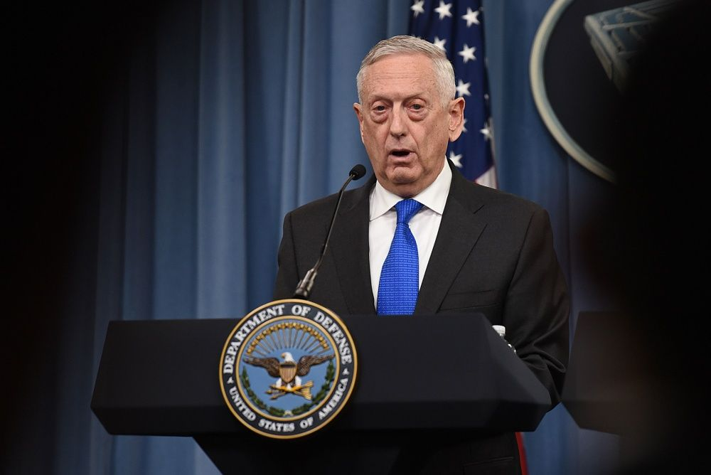 U.S. forces will remain in Syria after battle with ISIS ends, Defense Secretary Jim Mattis says
