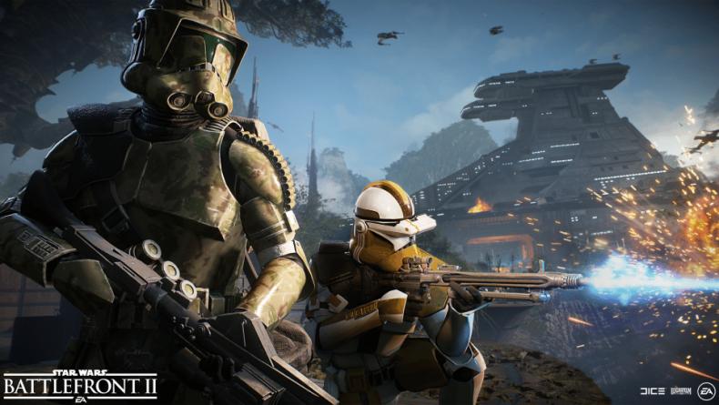Star Wars Battlefront 2 Elite Corps 119