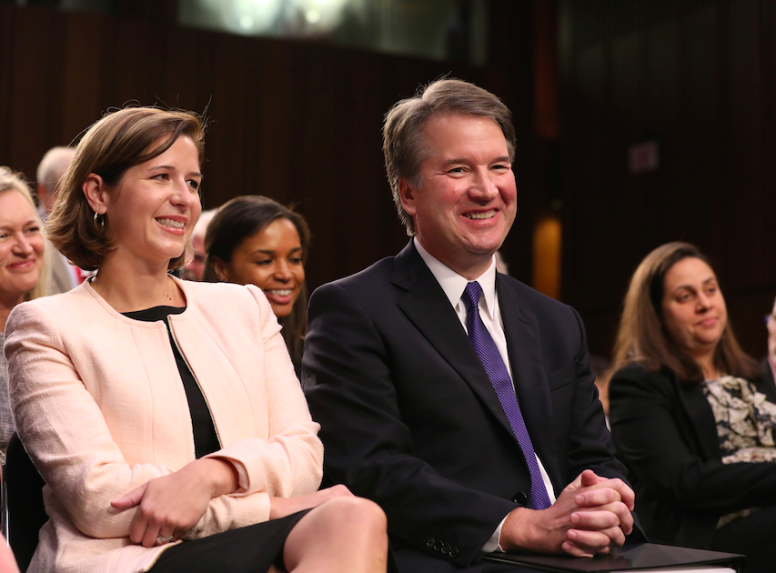 Who is Ashley Kavanaugh? Brett's wife defends husband over sexual misconduct claims